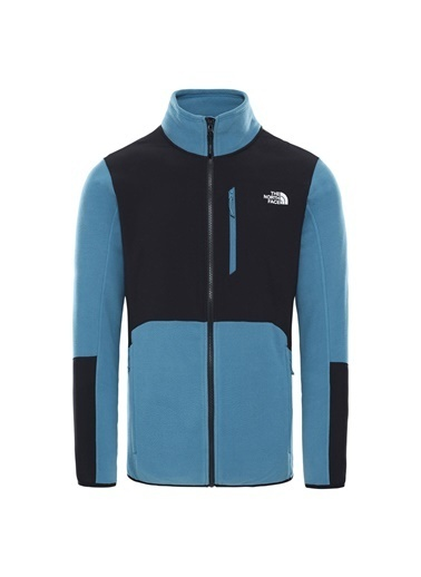 The North Face The Northface Erkek Glacıer Pro Fz Ceket Nf0A3Yfysf71 Mavi
